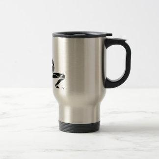 Yoga Warrior Travel Mug