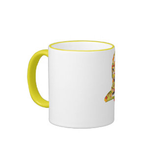 Yoga woman. Feel free ton of ADDs your own text! Coffee Mugs