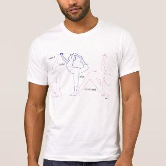Yoga y Pilates - camiseta triple del movimiento de