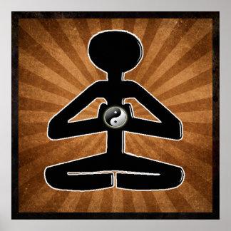 YOGA YIN YANG DE LA MEDITACIÓN IMPRESIONES