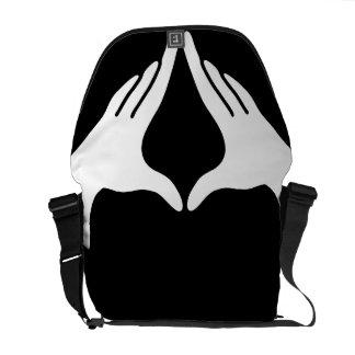 Yoga Yoni Mudra Courier Bag