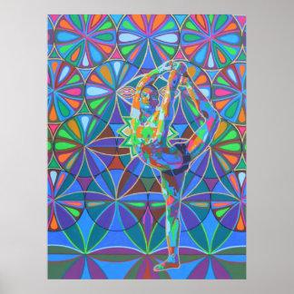 Yogadancer - 2012 poster