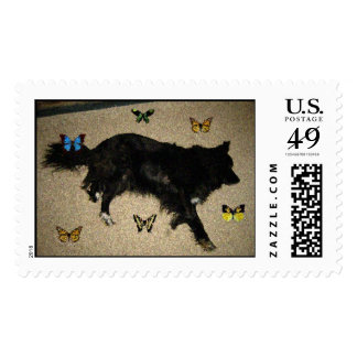 Yogi and the Butterflies Postage