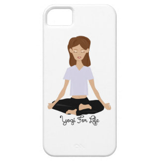 Yogi For Life iPhone SE/5/5s Case