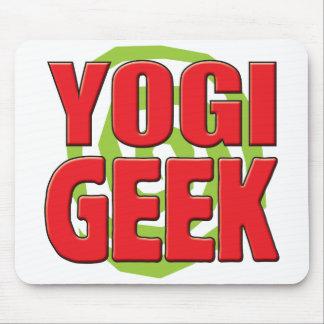 Yogi Geek Mouse Pads