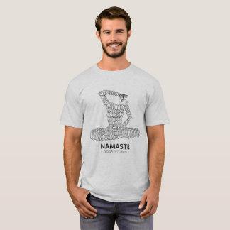 Yogi Seamstress Personalized Yoga Studio Tee Shirt