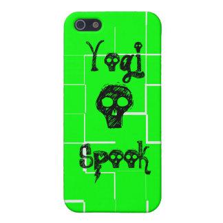 Yogi Spook - Green iPhone Case iPhone 5 Cover