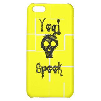 Yogi Spook - Yellow iPhone Case iPhone 5C Cases