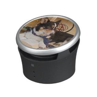 Yogi the Science Dog Bluetooth Speaker