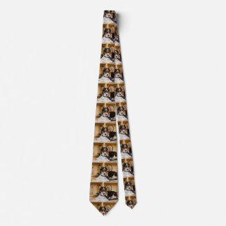 Yogi the Science Dog Tie