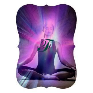 Yogi,yoga,chakra,aura,chakras,energy,colors,chi Card