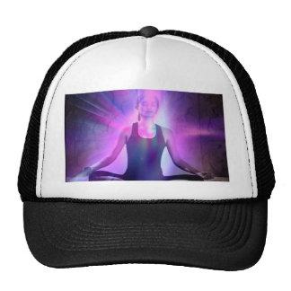 Yogi,yoga,chakra,aura,chakras,energy,colors,chi Trucker Hats