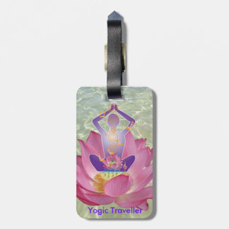 Yogic Traveller Tags For Luggage