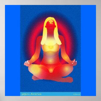 yogini america poster
