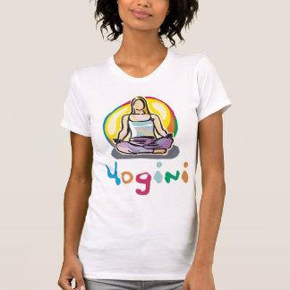 Yogini T-Shirt T Shirt