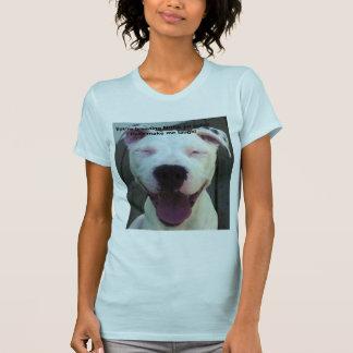 YogiTeeHeeTshirt, You're breeding MORE pit bull... T-Shirt