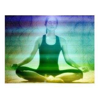 yogui 2 tarjeta postal