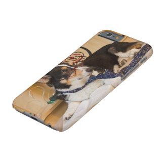 Yogui el perro de la ciencia funda de iPhone 6 barely there