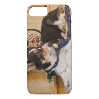 Yogui el perro de la ciencia funda iPhone 7