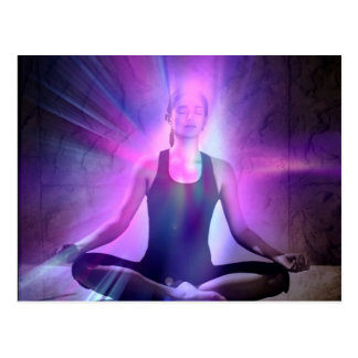 Yogui, yoga, chakra, aureola, chakras, energía, postales