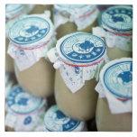 Yogur Azulejo Cuadrado Grande