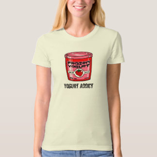 Yogurt Addict Tee Shirt