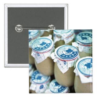 Yogurt Button