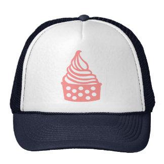 Yogurt congelado gorra