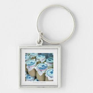 Yogurt Keychain