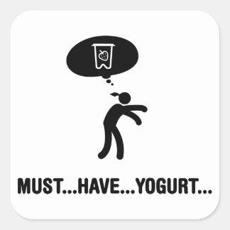 Yogurt Lover Sticker