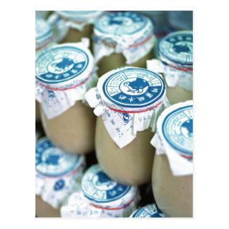 Yogurt Postcard