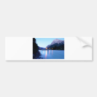 Yoho National Park, Canadian Rocky Mountains Bumper Sticker