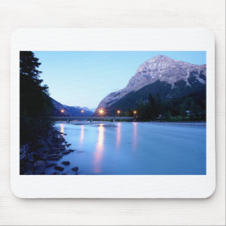 Yoho National Park, Canadian Rocky Mountains Mouse Pad