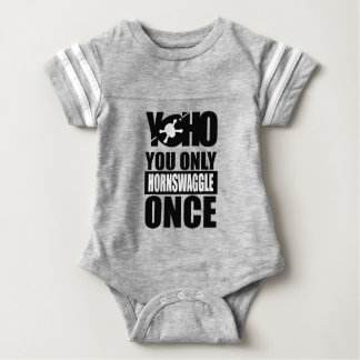YOHO Pirate Baby Bodysuit