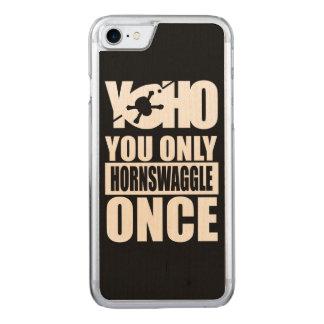YOHO Pirate Black Carved iPhone 7 Case