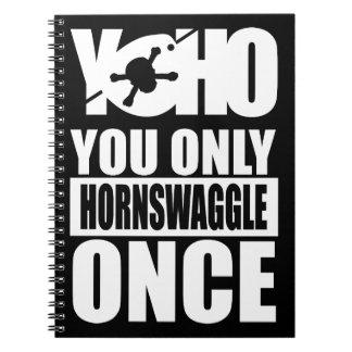 YOHO Pirate Notebook