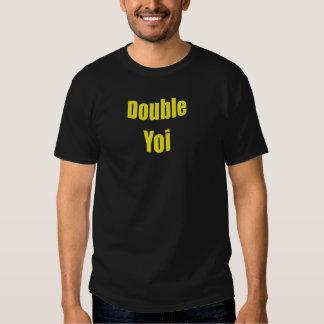 Yoi doble amarillo camisas