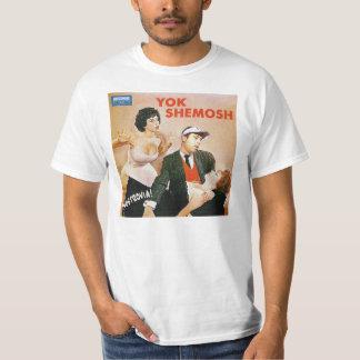 Yok She Mosh Basic White T-Shirt