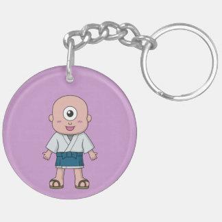 Yokai Hitotsume-kozou (One-Eyed Kid) Key Chain