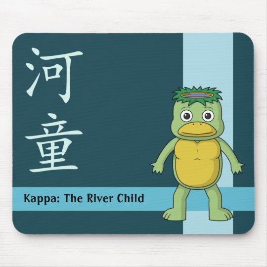 Yokai Kappa (River Imp) Mouse Pad