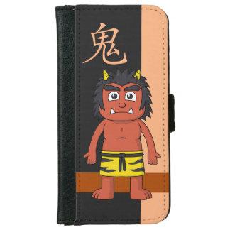 Yokai Oni (Ogre) iPhone 6 Wallet Case