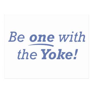 Yoke / One Postcard
