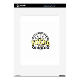yoked for oregon skin for iPad