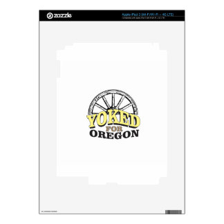 yoked for oregon skins for iPad 3