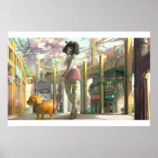 Yoko&Nana-chan Impresiones