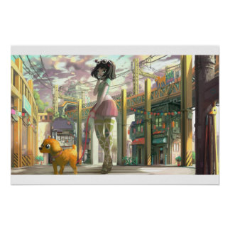 Yoko&Nana-chan Poster