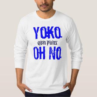 Yoko Oh No, QBN PUNX T-Shirt