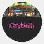 Yokohama-Sign Davidoth Stickers