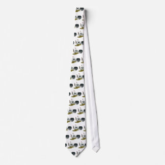Yokohama:  Silver Duckwing Pair Tie