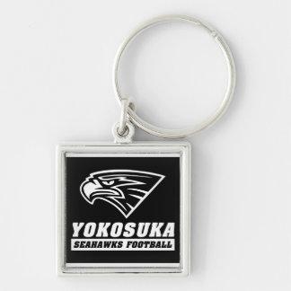 YOKOSUKA SEAHAWKS KEYCHAINS